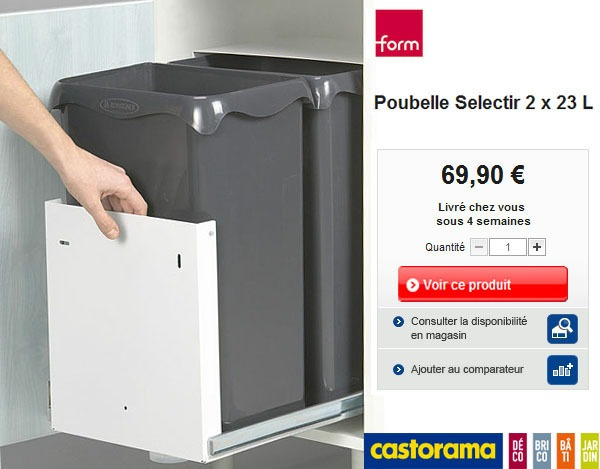 Poubelle Selectir