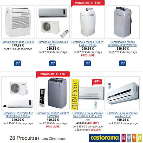 acheter-Climatiseur