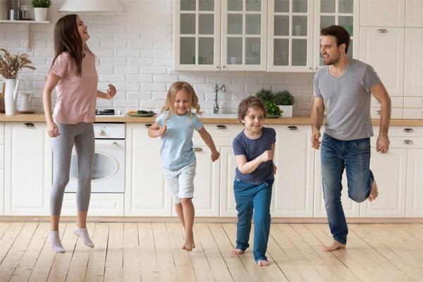 Les avantages d'un plancher chauffant à la maison