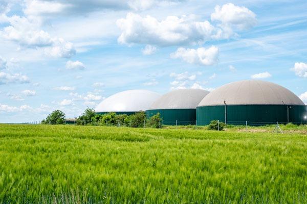 Centrale gaz écologique
