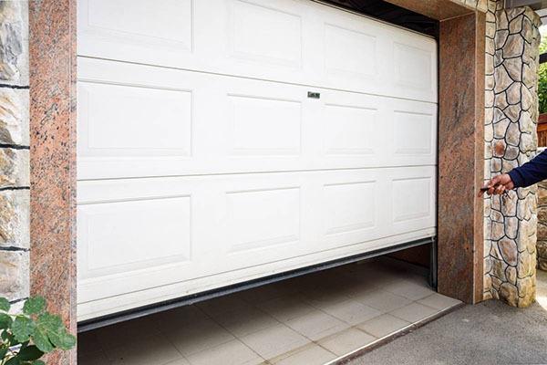 Choix porte de garage sectionnelle