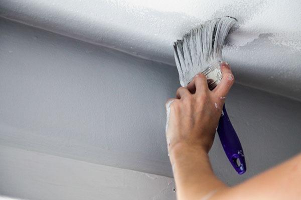 comment peindre un plafond soi même ?
