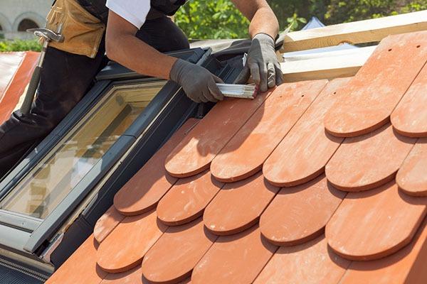 Couverture toit professionnel