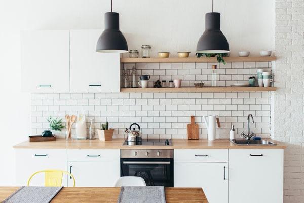 Cuisine extension maison