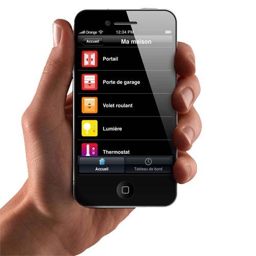domotique-smartphone