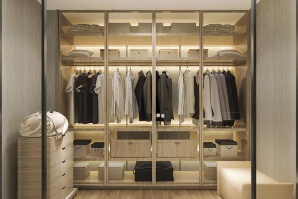Dressing aménagement