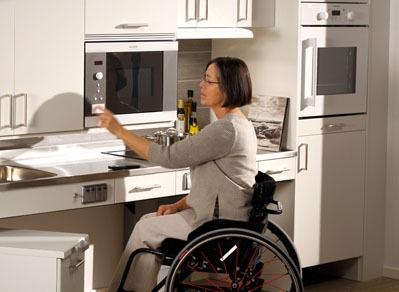 handicap et am nagement de la maison quipez votre cuisine