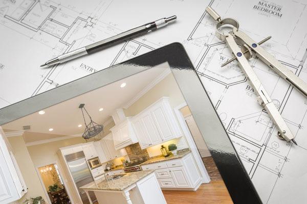 Installer une cuisine dans une extension