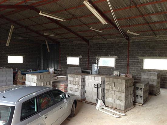 Matériaux de construction maison