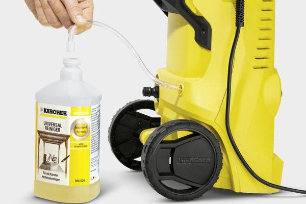 nettoyeur haute pression maison