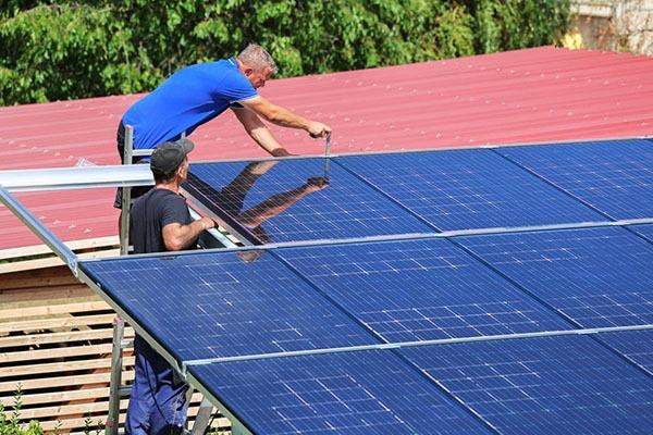 photovoltaiques panneaux