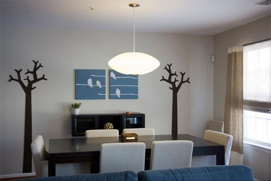 astuces pour accrocher vos tableaux. Black Bedroom Furniture Sets. Home Design Ideas