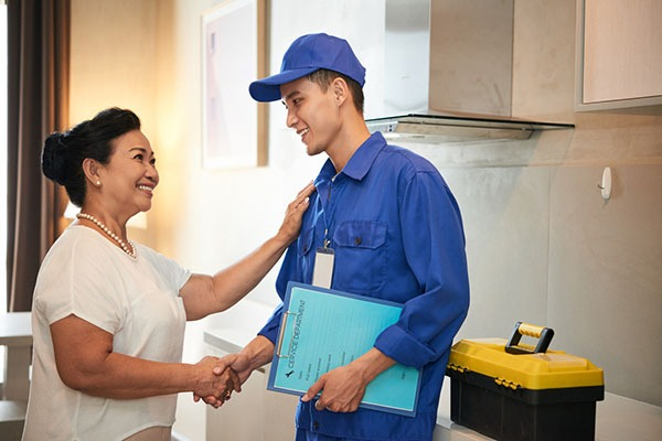Quels sont les travaux d'entretien d'une maison ?