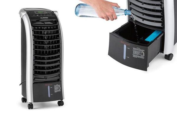 rafraîchisseur ventilateur et humidificateur d'air