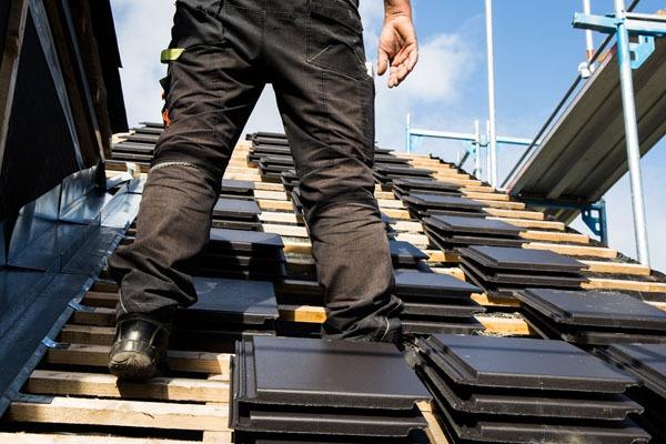 Rénovation couverture toit de maison
