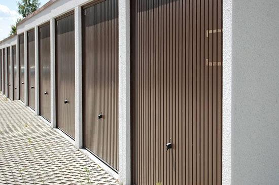 Réparer une porte de garage