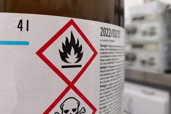 Stockage produits dangereux